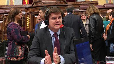 Marca España - Fernando Galindo Elola-Olaso, director de Relaciones Internacionales del Congreso - escuchar ahora
