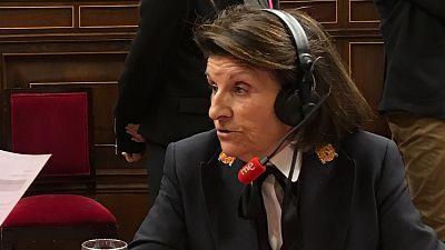 Marca España - Paloma Santamaría, la ujier más antigua del Congreso - escuchar ahora