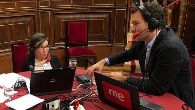 Marca España - La importancia de las redes sociales y la radio en el Congreso - escuchar ahora