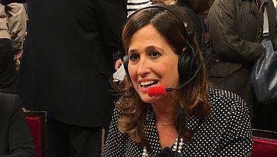 Artesfera - Rosa María Romero, vicepresidenta tercera del Congreso, nos explica sus funciones - escuchar ahora