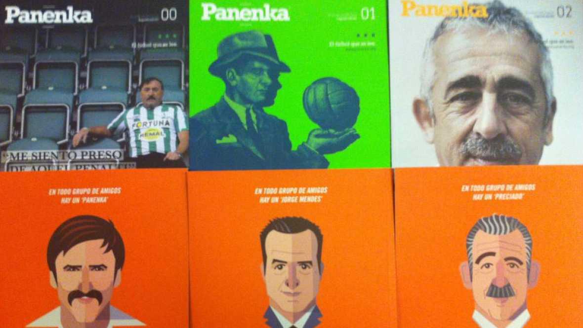 No juegues contra el deporte - Revista Panenka - 03/12/16 - Escuchar ahora
