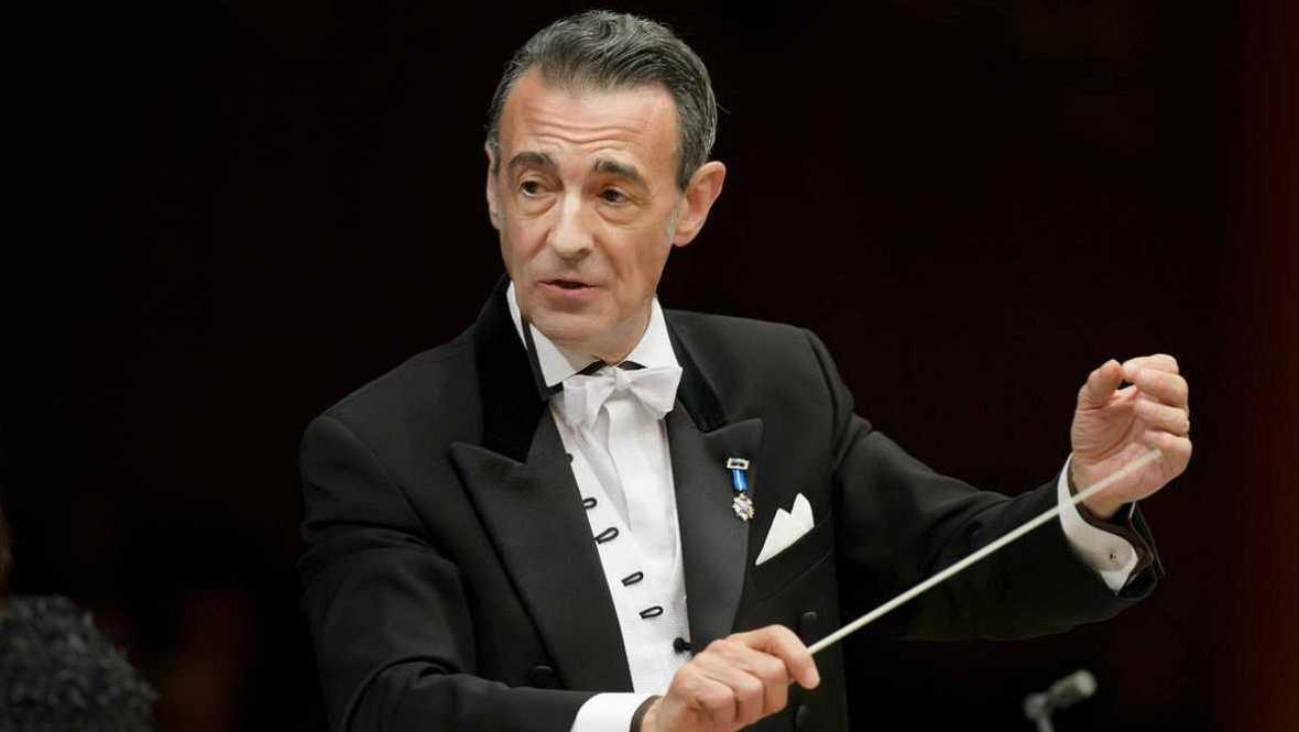 Fila cero - Orquesta Sinfónica y Coro de RTVE - 02/12/16 - escuchar ahora