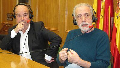 No es un día cualquiera - Fernando Trueba y Antonio Resines - Escuchar ahora