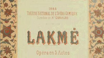 La sala - Una noche en la ópera disfrutando de 'Lakmé' - 05/12/16 - Escuchar ahora