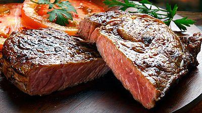 El canto del grillo - 'El carnívoro feliz' o cómo comer carne con salud - Escuchar ahora