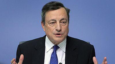Boletines RNE - El BCE amplía la compra de deuda a todo 2017, pero rebaja la cuantía - Escuchar ahora