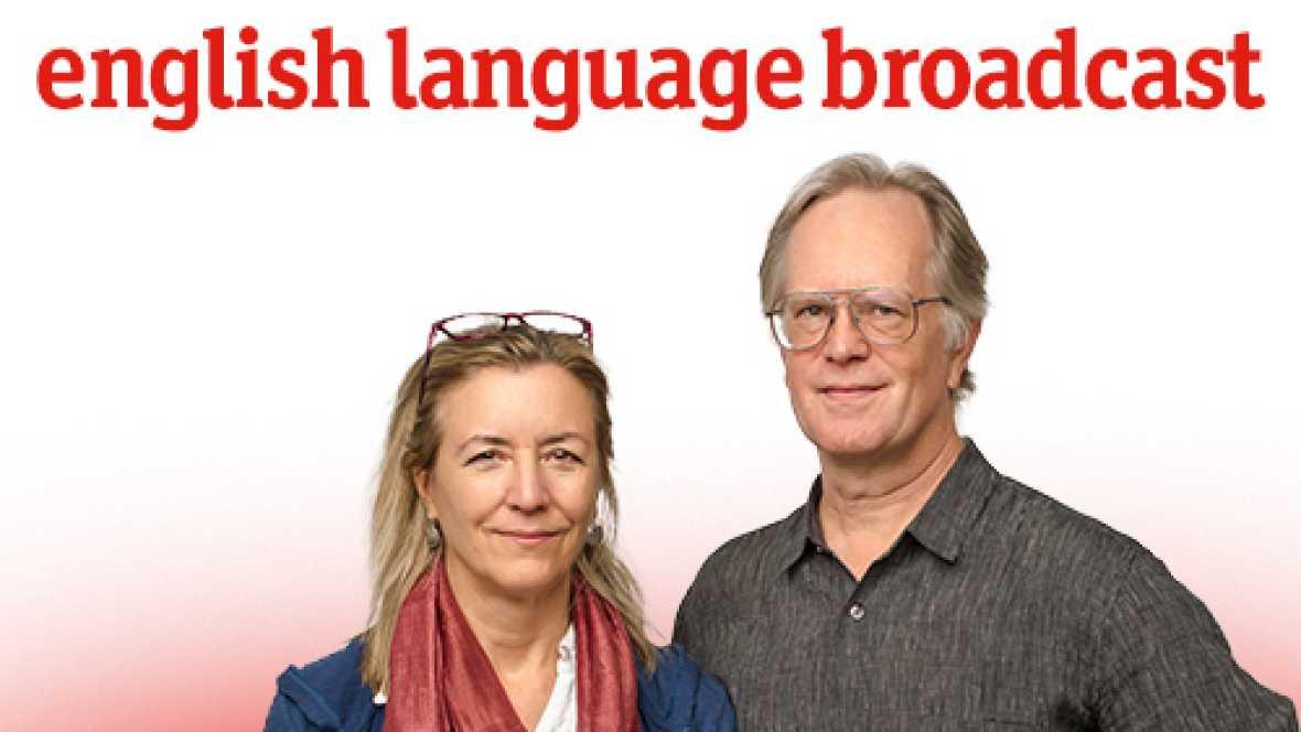 English language broadcast - A Background of Activism - 09/12/16 - Escuchar ahora