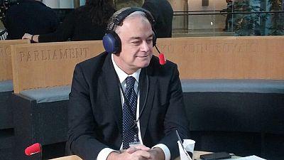 """Las mañanas de RNE - Esteban González Pons: """"Aznar tiene derecho a expresar sus opiniones, pero nos corresponde apoyar a Soraya"""" - Escuchar ahora"""