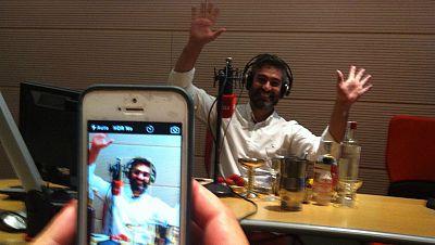 La sala - Diego Cabrera y su cóctel a partir de 'Evita' - 15/12/16 - Escuchar ahora
