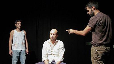 La sala - Fran Perea muestra el otro lado de 'Masked' - 15/12/16 - Escuchar ahora