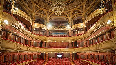 La sala - Teatros: Palacio Valdés de Avilés - 17/12/16 - Escuchar ahora
