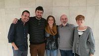 La sala - 'La cocina': Ángel Murcia, Miriam Hernanz, Nuria Cruz-Moreno y Víctor Pedreira - 17/12/16 - Escuchar ahora