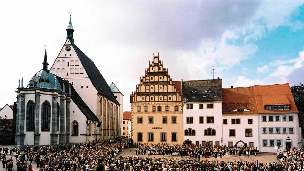 Día Especial Música de Navidad de Euroradio 2016 - Catedral de Freiberg en Sajonia - 18/12/16 - escuchar ahora