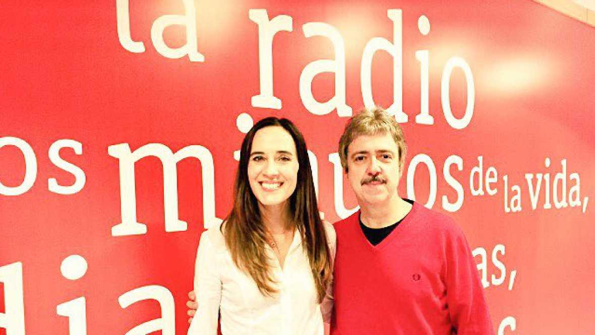La pianista María Parra en 'La dársena'