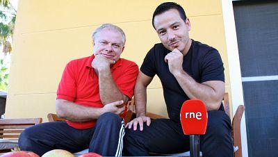 La sala - Carles Castillo, cómico junto a Jorge García Palomo - 20/12/16 - Escuchar ahora