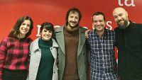 La sala - Cristina Rojas, Homero Rodríguez, Enrique Asenjo y Raquel Mirón - 09/01/17 - Escuchar ahora