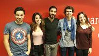 La sala - María Prado, Alba Pérez, Javier Prieto, Álvaro Vázquez y José Francisco Ramos - 16/01/17 - Escuchar ahora