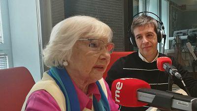 La sala - Lo que quieren contarte Chema Noci y Antoñita, viuda de Ruiz - 16/01/17 - Escuchar ahora