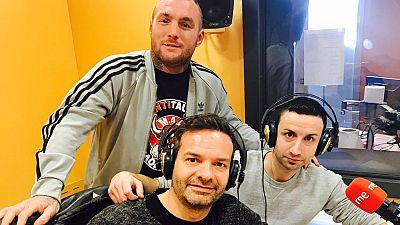 Club Dante - 'Biografies i activisme solidari' amb els escriptors Valen Bailon, Raül Gimeno i el boxejador Javier García Roche