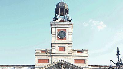 Marca España - Nochevieja con el reloj de la Puerta del Sol de Madrid - 30/12/16 - escuchar ahora