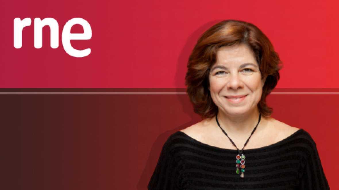 He venido aquí a hablar de lo mío - Antonio Lizana y Ana Sánchez - 06/01/17 - escuchar ahora