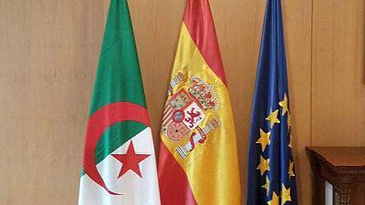 Miradas al Exterior - Diálogo estratégico España-Argelia - 09/01/17 - Escuchar ahora
