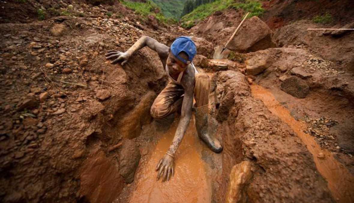 Espacio para la responsabilidad - Los minerales del conflicto - 10/01/17 - Escuchar ahora