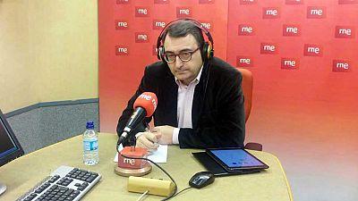 """Las mañanas de RNE - Aitor Esteban: """"Nuestra presencia en la conferencia de presidentes no tiene sentido"""" - Escuchar ahora"""