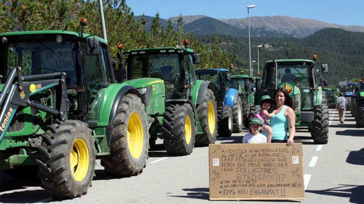Vida verda - Dignitat de la pagesia + Ictus i contaminació