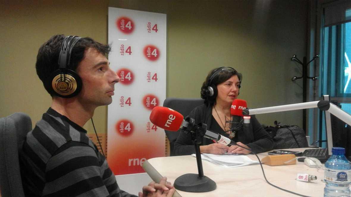 Va de cine - Entrevista a Bruno Oro, presentador dels Premis Gaudí