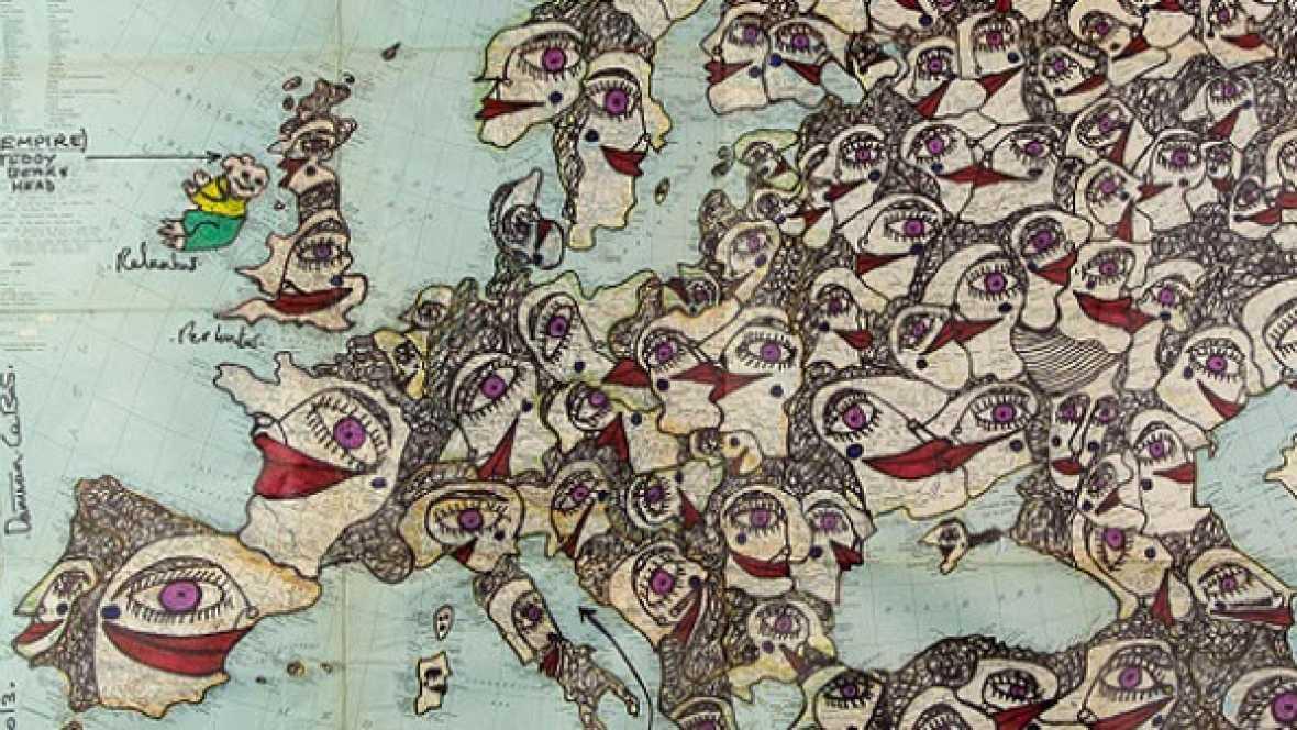 Gitanos - Arte contemporáneo romaní: 'Akathe te beshen' - 15/01/17 - escuchar ahora
