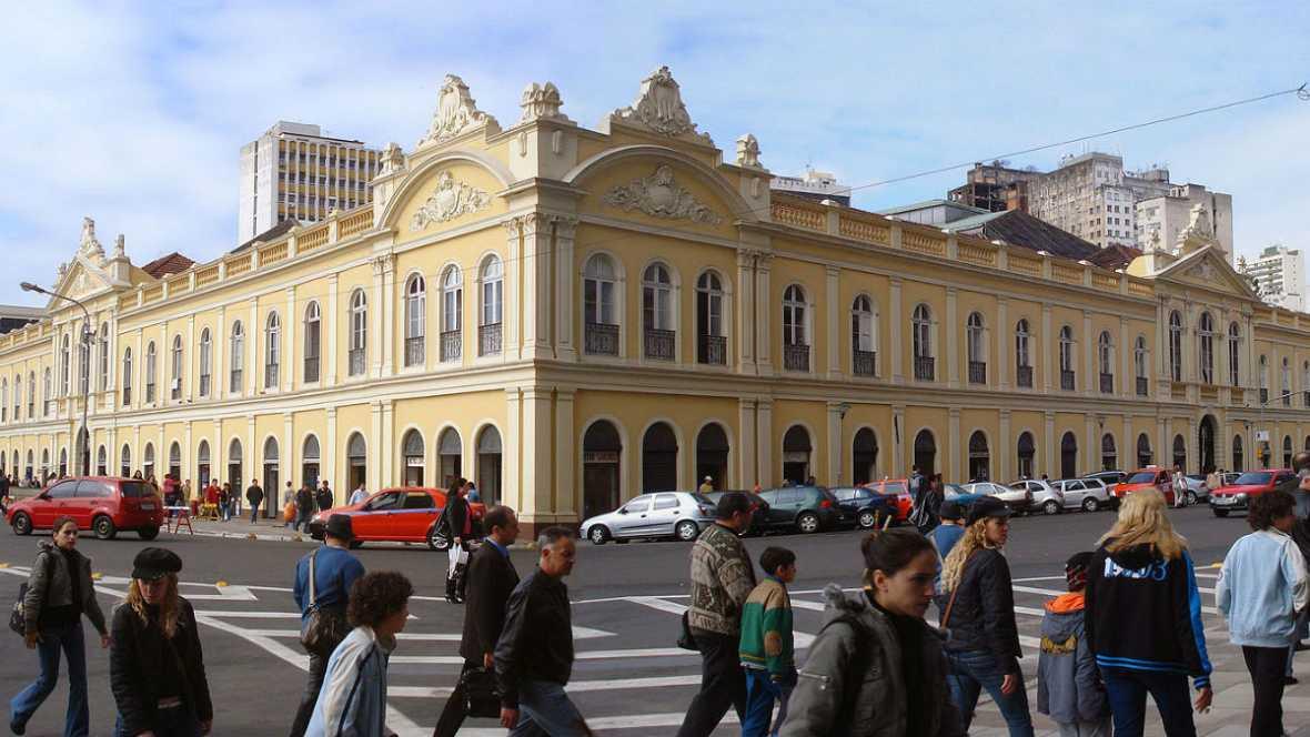 Nómadas - Porto Alegre, ciudad de gaúchos - 15/01/17 - escuchar ahora