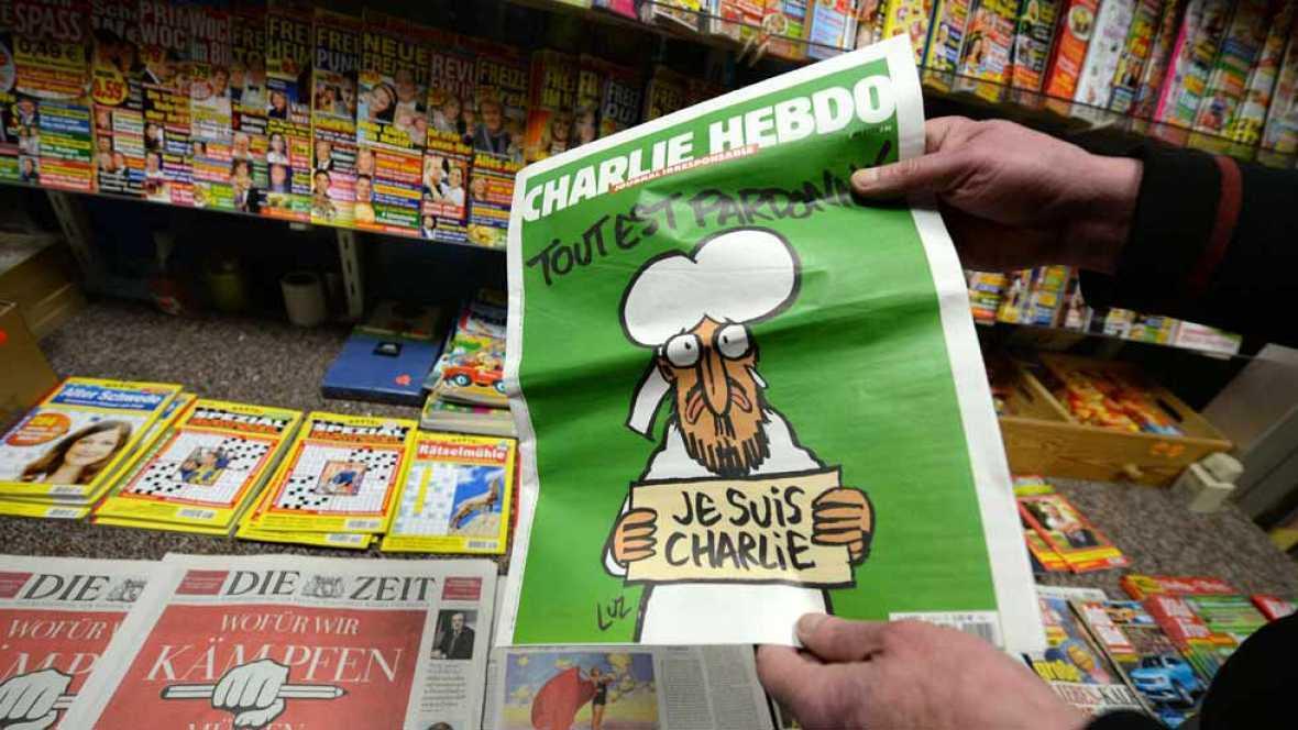 El hexágono - Charlie Hebdo, 2º aniversario - 14/01/17 - escuchar ahora