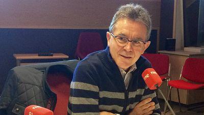 Entrevista a Manuel López Santamaría - Escuchar ahora