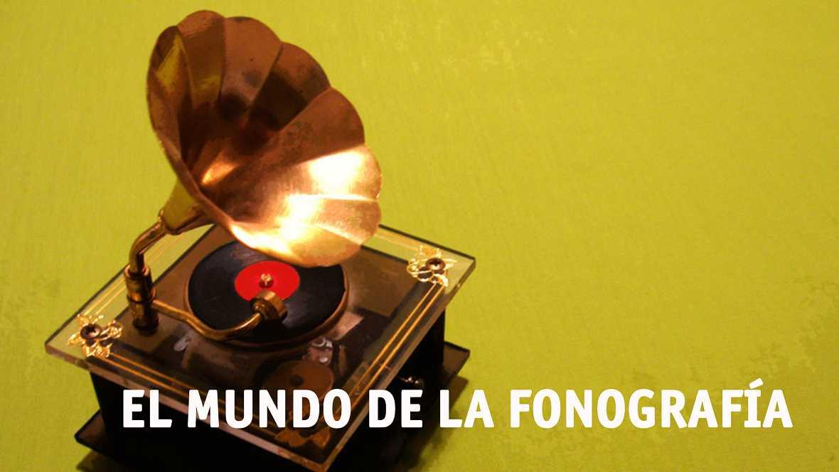 El mundo de la fonografía - 15/01/17 - escuchar ahora