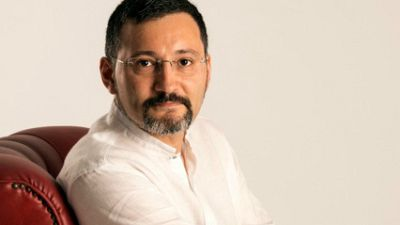 Nacho Rodríguez de 'Los Afectos Diversos' en 'La dársena'