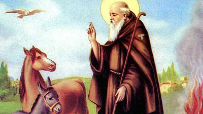 Esto me suena. Las tardes del Ciudadano García - Así vivió San Antón, el patrón de los animales - Escuchar ahora