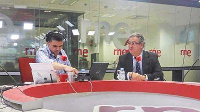 Las mañanas de RNE - Zoido pide a la Generalitat de Cataluña que reflexione tras la protesta de los mossos - Escuchar ahora