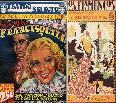 Guillermo Fernández Shaw y el esplendor de la zarzuela.Escuchar ahora