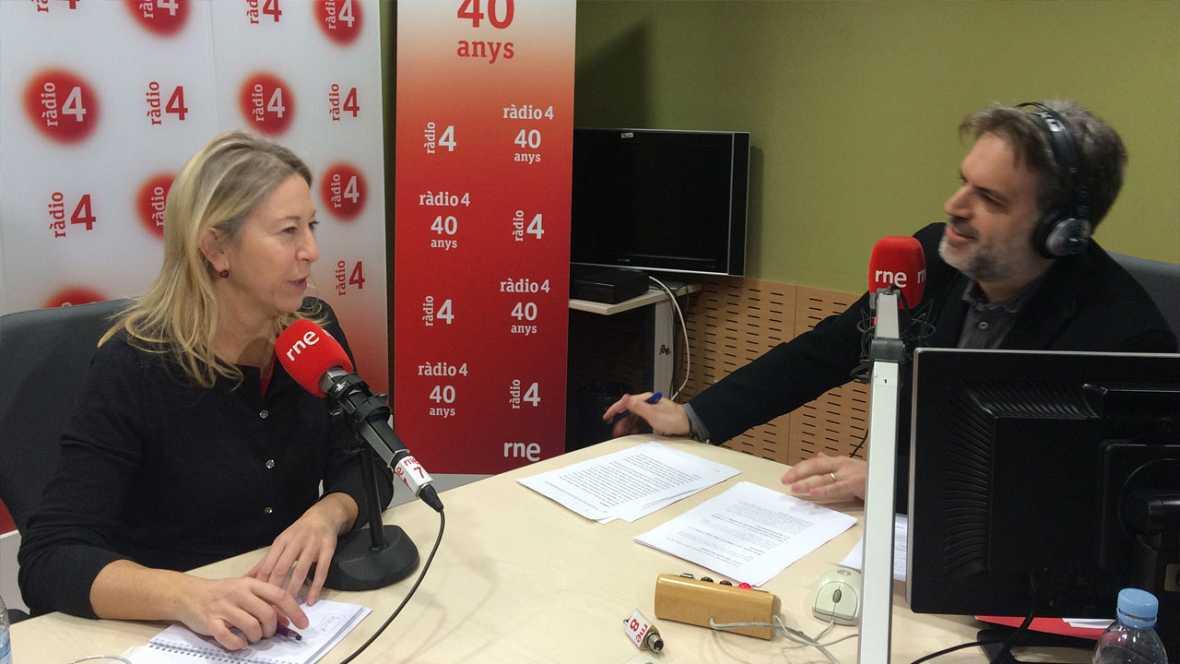 El matí a Ràdio 4 - Neus Munté, consellera de la presidència i portaveu del Govern