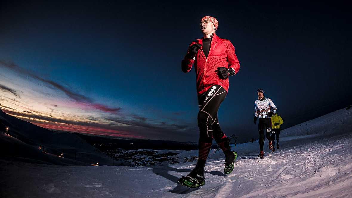 Raider Sport 3 - Snow Running. I Campeonato de España - Escuchar ahora