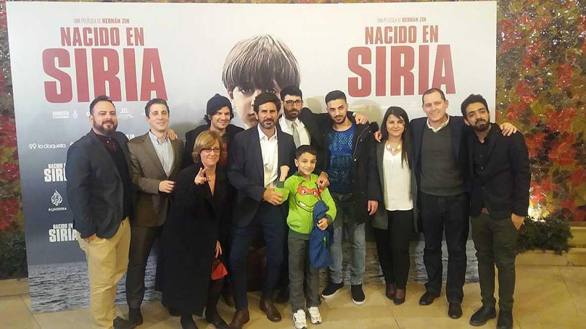 De cine - 'Nacido en Siria', nominado al Goya, Mejor documental - 23/01/17 - Escuchar ahora
