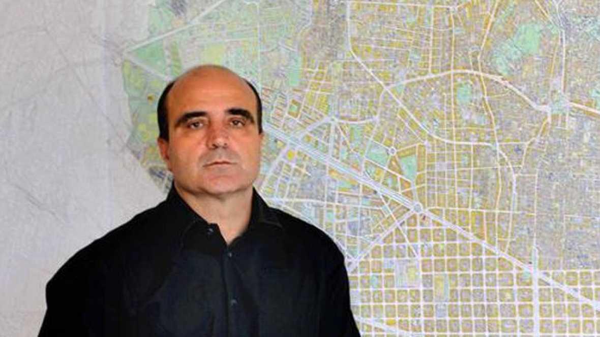Marca España - El arquitecto Vicente Guallart diseñará las ciudades del futuro desde Moscú - 24/01/17 - escuchar ahora