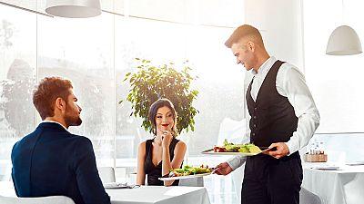 Esto me suena. Las tardes del Ciudadano Garcia - La importancia de un buen servicio de mesa en los restaurantes - Escuchar ahora