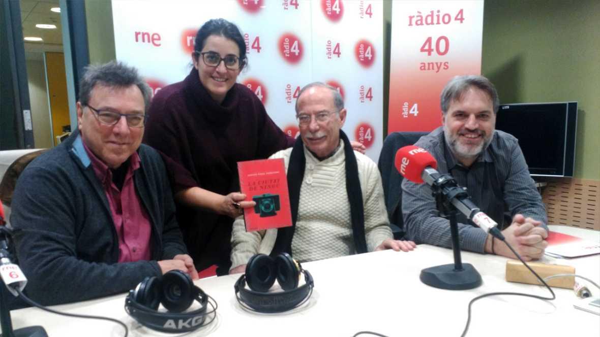 El matí a Ràdio 4 - Entrevista a Antoni Vidal Ferrando