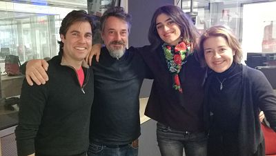 La sala - Los cuatro de 'Tristana', los II Premios Godoff y un rato con Jardiel Poncela y Eloísa - 28/01/17 - escuchar ahora