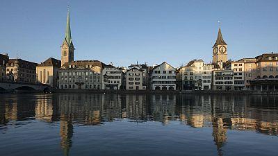 Nómadas - Zúrich, la locomotora suiza - 29/01/17 - escuchar ahora
