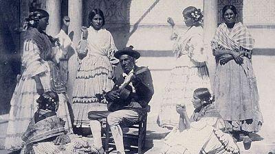 Esto me suena. Las tardes del Ciudadano García - 'Patrimonio flamenco', hasta el 2 de mayo en la Biblioteca Nacional - Escuchar ahora