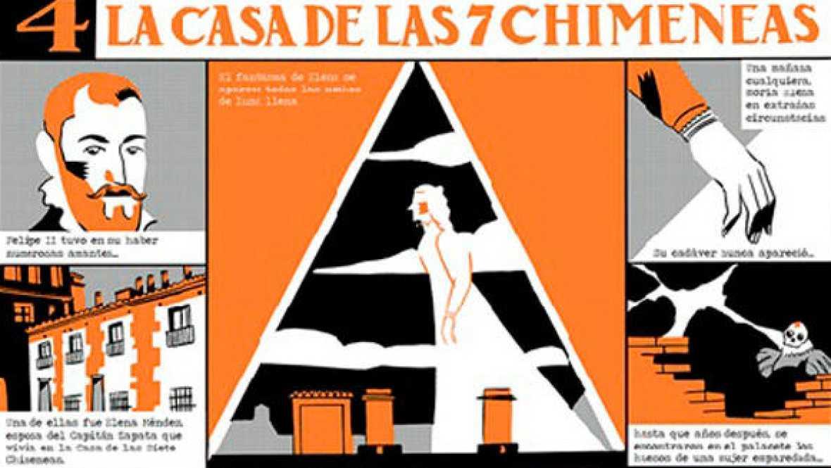 Artesfera - Carla Berrocal y 'La ciudad en viñetas' - escuchar ahora