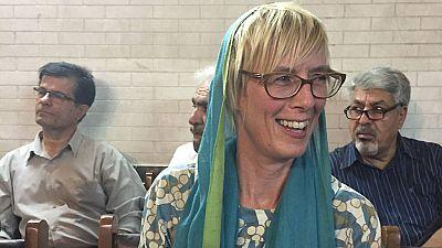 Gente despierta - 'Escuchar Irán', las vivencias de Patricia Almarcegui en el país asiático - Escuchar ahora